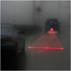 ANTI-COLLISION FOG LASER LIGHT