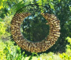 Songbird Wreath