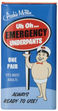 Emergency Underwear