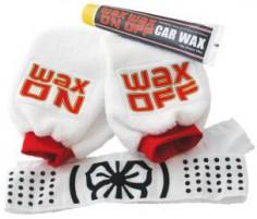 Wax On Wax Off Polishers