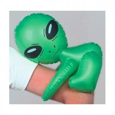 Hugging Alien