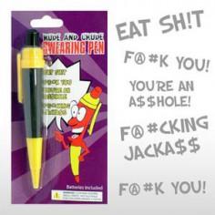 Swear Pen