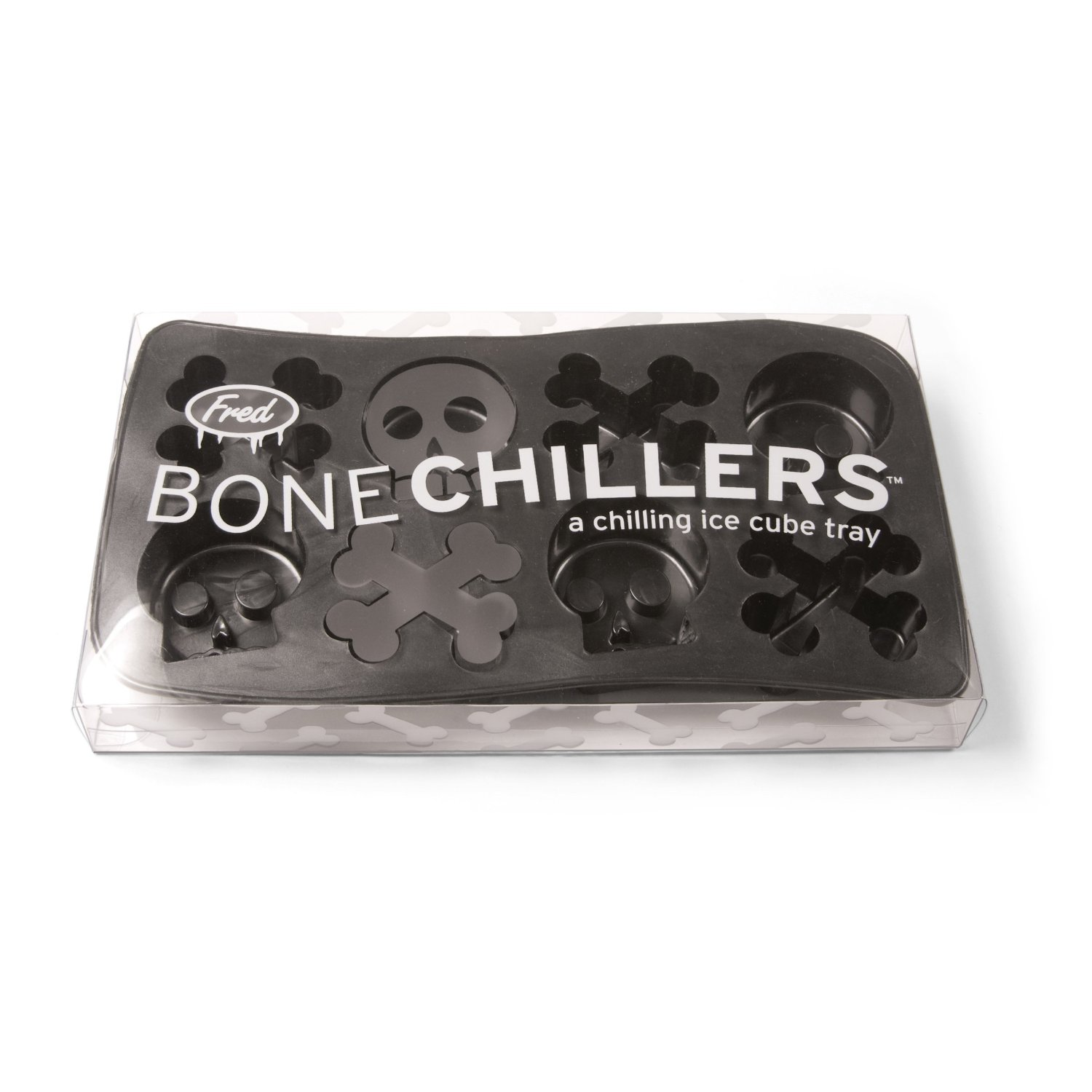 Skull and Crossbones Ice Mold
