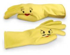 Puppet Dish Gloves