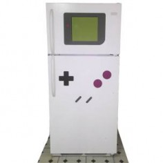 Gameboy Fridge Converter Magnets