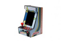 Miniature Retro Game Arcade