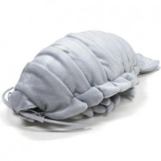 Cuddly Isopod Plush