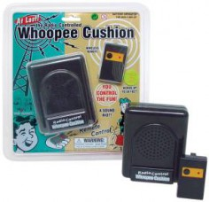 Radio Controlled Whoopie Cushion