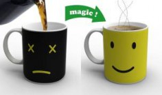 Magic Smiley Mug