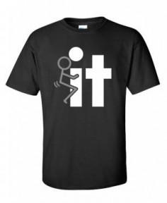 F*CK IT Slogan Shirt