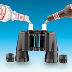 Double Shot Binoculars