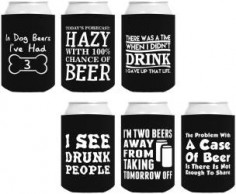 Joke Beer Coolers