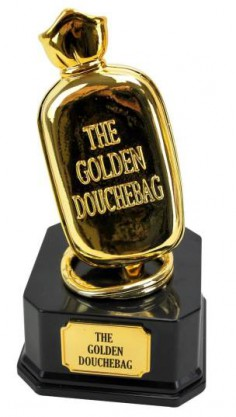 Douche bag Trophy