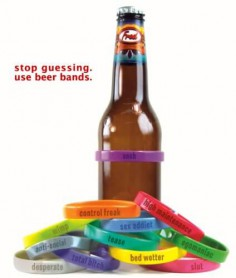 Personality Beer Bands