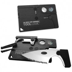 Credit Card Multipurpose Tool