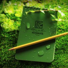 Weather Resistant Notebook
