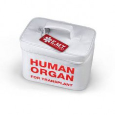 Organ Transplant Carry Bag