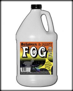 FOG JUICE FOR WATER BASED FOG MACHINES