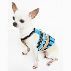 HANDMADE CROCHET COSTUME DOG