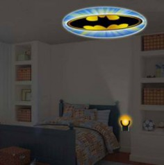 BATMAN LED NIGHT LIGHT PROJECTABLES