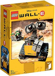 LEGO WALL E BUILDING KIT