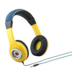 MINIONS ONE IN A MINION HEADPHONES