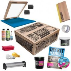 CLASSIC TABLE SCREEN PRINTING KIT