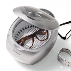 ULTRASONIC JEWELRY & DVD CLEANER