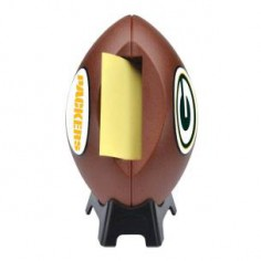 GREEN BAY PACKERS NOTES DISPENSER
