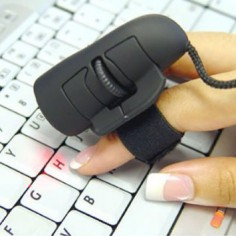 USB FINGER OPTICAL MOUSE
