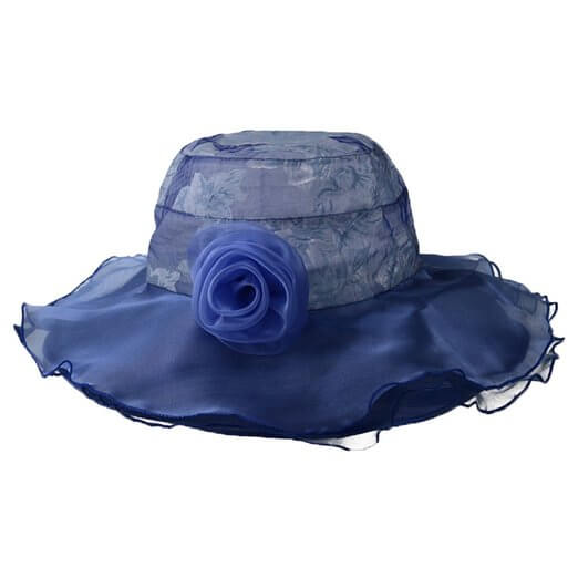 Gift her a Hat with flower on it and protect her face from sunlight