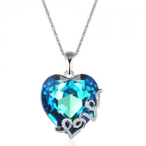 Swarovski Necklace Valentines Day gifts for her