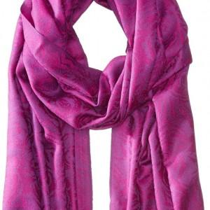 Woollen scarf gift for women on Valentine's Day