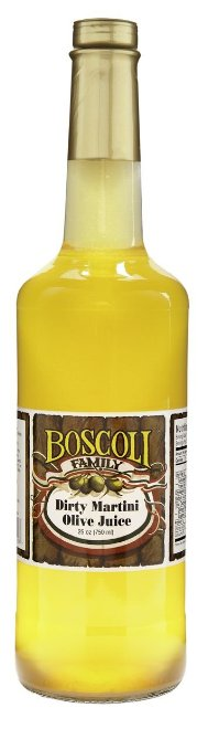 Dirty Martini Olive Juice from Boscoli Foods