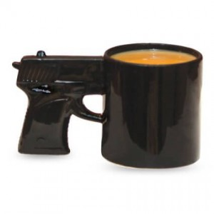 Gun Mug by BigMouth Inc