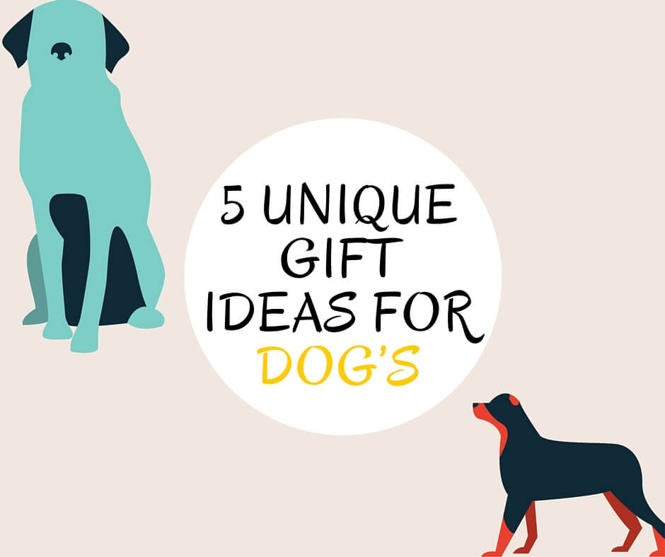 5 Unique Gift Ideas for Dog's No. 3 is Amazing