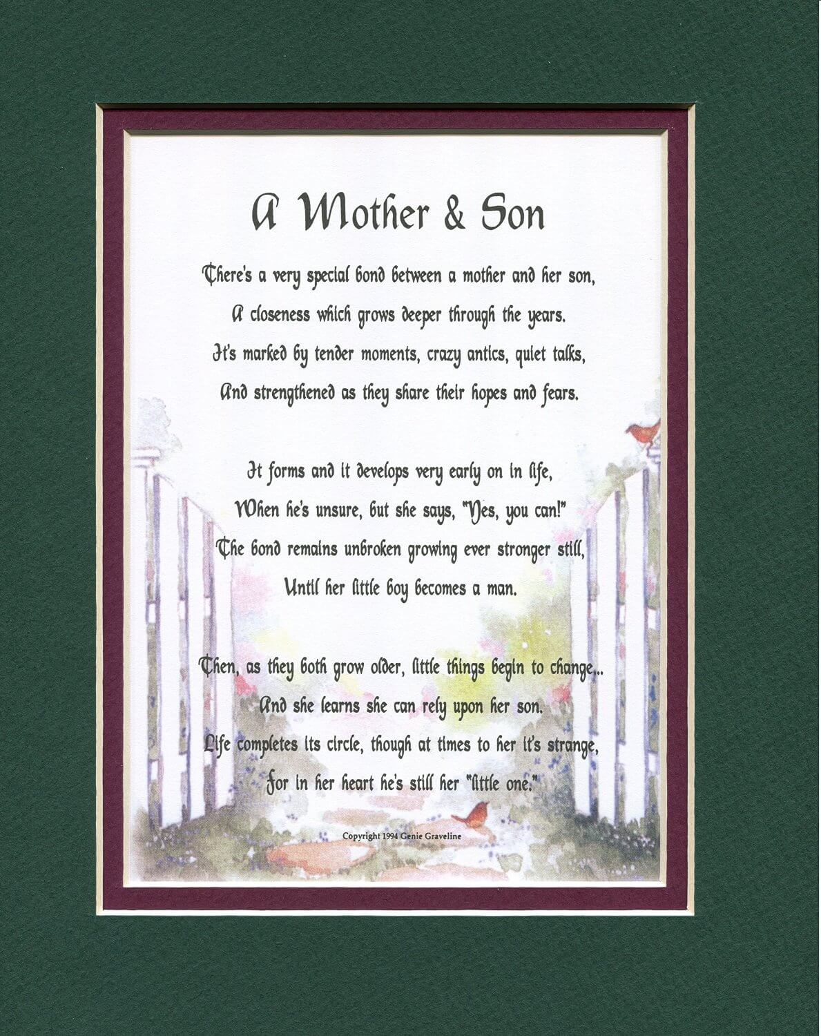 Poems To Show Love For Mom 61